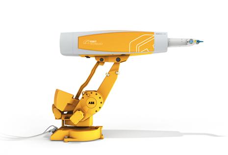 Laser-cutting robot - ROBOCUT | ROBOT-TECHNOLOGY